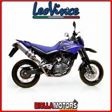 marmitte leovince yamaha xt 660 r 2009- x3 alluminio/inox 3968e