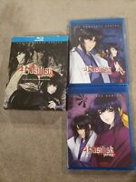 Basilisk: The Complete Series (Blu-ray Disc, 2009, 3-Disc Set)