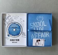 BTS Official Skool Luv Affair Album Special Addition with jimin photocard