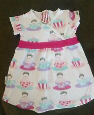 Sookibaby print baby girls summer dress size 0