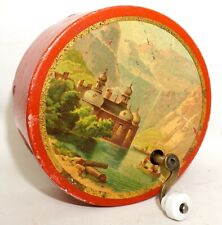 Spieldose Kinderspieldose um 1900 Made in France