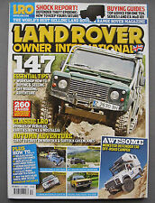 Land Rover Owner International Magazine December 2010 LRO 12/10