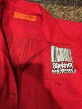 vintage slipknot t shirt