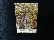 Unknown County/Country Printed Collectable Rail Transportation Postcards