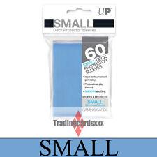 Ultra Pro - 60 Protèges Cartes SMALL : Bleu clair