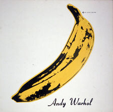 Velvet Underground & Nico BANANA (50th ANNV.) Warhol PEELABLE New Vinyl LP