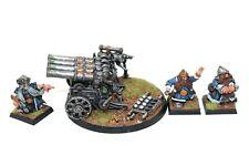 Warhammer Dwarves Organ Gun Well Painted - JYS97