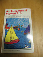 AN  EXCEPTIONAL VIEW   OF  LIFE   1977 PAPERBACK