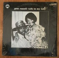 Gene Russell - Talk to My Lady Quadraphonic, Black Jazz BJQD10