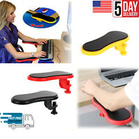 Computer Elbow Arm Rest Hand Support Chair Desk Armrest Office Wrist Mouse Pad