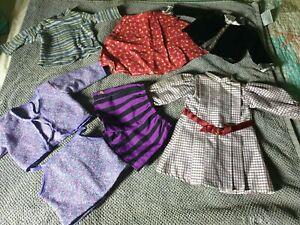 American Girl Pleasant Company Doll Clothes Lot