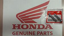 HONDA FOOTPEG PINS XR400 XR500 XR600 XR650 GENUINE OEM PINS FOOT PEG R L A PIN