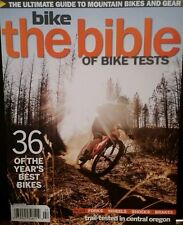 BIKE The Bible Of Bike Tests 36 Of The Years Best Bikes 2/15 FREE SHIPPING!