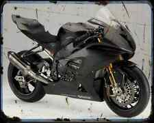 Bmw S100Rr 2 A4 Metal Sign Motorbike Vintage Aged