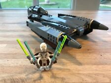 Lego Star Wars 8095 General Grievous'  Starfighter. Clone Wars.
