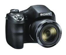 Sony Cyber-shot 20.1MP High-Zoom Camera - Black DSCH300B