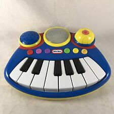 Little Tikes Big Rocker Pop Tunes Keyboard Kids Piano Learning Toy Lights Music