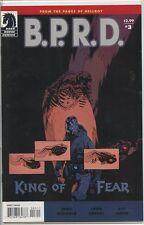 BPRD King of Fear 2010 series # 3 near mint comic book