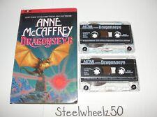 Dragonseye Audiobook Anne McCaffrey Cassette Abridged 1997 Brilliance Audio HTF