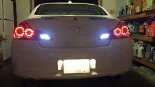 White LED Reverse Lights/Back Up For CHRYSLER 200 2011-2015 2012 2013 2014
