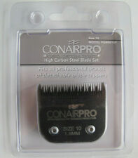 Conair Pro Pet Clipper Size 10 Steel Replacement Blade 1.6 mm