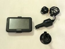 Garmin Nuvi 40LM 2HT656848 GPS System Bundle w/ Car Stand & Charger 4.3 In