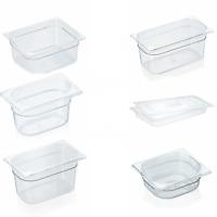 Typ wählbar SARO Gastronormbehälter Edelstahl perforiert GN-Behälter