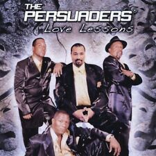The Persuaders - Love Lessons [New CD] Professionally Duplicated CD