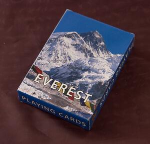 Jeu de 56 Cartes Everest Montagnes DE Himalaya au Nepal Peterandclo 6223