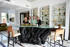 Large Driftwood Bar Table - Hand Made