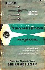 General Electric * GE Transistor Manual 2nd Edition * PDF * CDROM