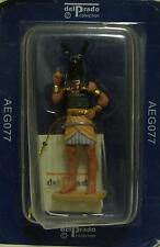 AEG077 - FIGURA EGIPCIA  DE PLOMO  - DEL PRADO