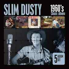 SLIM DUSTY 1960s 5CD NEW Rolling Stones/Songs Australia/Bush Ballads/Cattle Camp