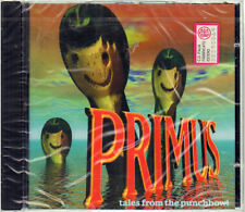 """PRIMUS """" TALES FROM THE PUNCHBOWL """" CD NUOVO SIGILLATO"""