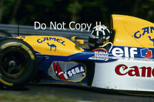 Damon Hill Williams FW15C F1 Stagione 1993 Fotografia