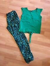 For Sale Womens Summer Trousers And Top Size 6