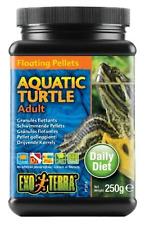 EXO Terra Floating Pellets Aquatic Turtle Adult 530g
