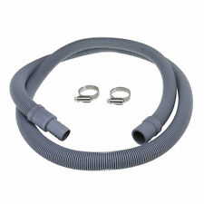 for ARISTON Washing Machine Waste Drain Hose Pipe Extension Connection Kit 2.5m