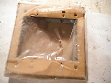 WIREMOLD WIRE MOLD V5751-2 FLUSH EXTENSION ADAPTER 2 GANG BUFF MISSING SCREWS
