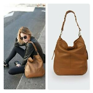 STATUS ANXIETY |  Womens The Lair  Tan Leather Tote Bag / Handbag - SOLD OUT