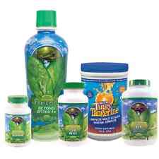 YOUNGEVITY HEALTHY BRAIN and HEART PAK, Original w/ Selenium and Omega 3,6,9