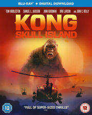 KONG SKULL ISLAND BRAND NEW BLU RAY SEALED DVD