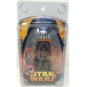 "Darth Vader 2005 STAR WARS Revenge of the Sith 3.75"" Action Fig Target Exclusive"