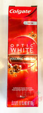 Colgate Optic White VOLCANIC MINERAL Superior Stains Removal Toothpaste 100g.