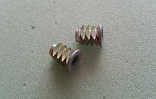 Technics sl1200, sl1210 series. 2x Original Foot nut insert. Free shiping