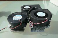 Dell Optiplex x3 GX270 FFF SFF Desktop Heatsink & Fan 0K4598 Job Lot Joblot