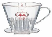Melitta Coffee Filter [for 2-4 cups] w/ measurement spoon SF-M
