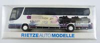"""Kässbohrer Setra S 315 HDH Reisebus """"Südsee Reisen"""" Rietze 1:87 H0 OVP [KM]"""