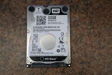 """WD Black WD3200LPLX - 320GB - SATA - 2.5"""" - 7mm - 7200 Disk Drive"""