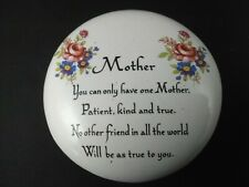 Mother's Day Gift - Vintage china trinket box